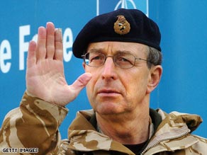 General David Richards is to become the new head of the British Army next year.