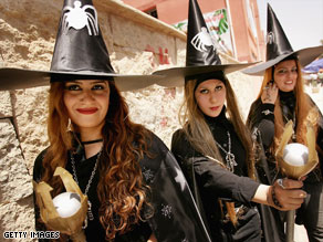 Witchcraft has not been punishable by death for nearly 300 years.