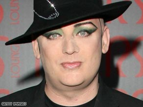 The judge told Boy George he faced jail.