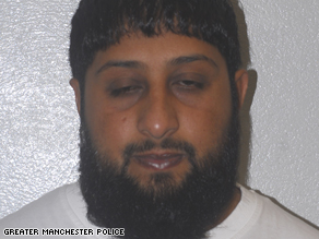 Habib Ahmed was caught with a diary containing al Qaeda contact numbers in invisible ink.