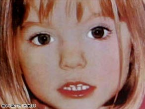 Madeleine McCann has been missing since May 2007.