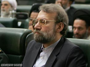 Ali Larijani said that any countries trying to provoke Iran could pay heavily.