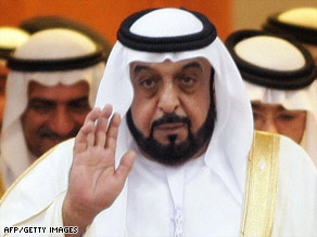 UAE President Sheikh Khalifa bin Zayed Al Nahyan has promised to appoint an ambassador to Iraq.