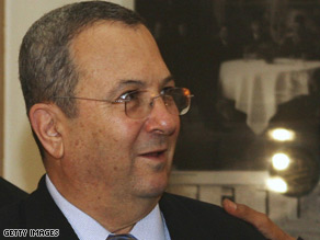 Israeli Defense Minister Ehud Barak says the technology will be running before Bush leaves office.