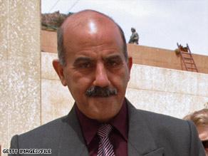 Iraqi troops raided the office of Diyala province's Gov. Raad Rashid al-Tamimi Tuesday.