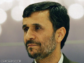 President Mahmoud Ahmadinejad
