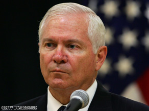 Defense Secretary Robert Gates will meet with the president ahead of appearing before a House panel.