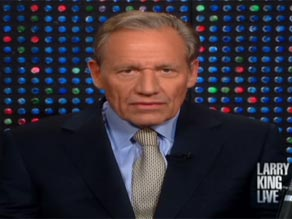 Bob Woodward on Larry King Live