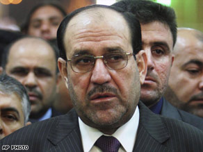 Iraqi Prime Minister Nuri al-Maliki has ordered the capture of those who killed four Iraqi journalists.