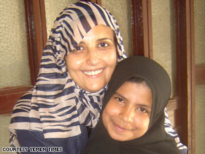 Yemeni lawyer Shada Nasser helped 10-year-old Nujood Ali divorce her 30-year-old husband.