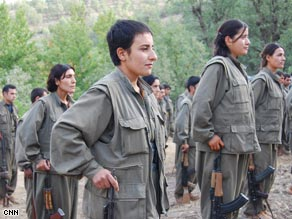 Bahoz Erdal, the military leader of PKK, told CNN his group is ready for a political solution to end the fighting.