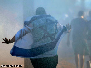 Four days of violence have gripped the northern Israeli town of Acre.