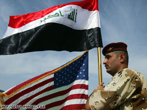 Members of the Iraqi Security Forces are working in Iraq to capture terrorists and insurgents.