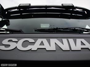Swedish truck and bus maker Scania is to reopen a former plant in Iraq.