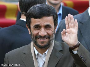 Iranian President Mahmoud Ahmadinejad will deliver his Christmas message on Channel 4.