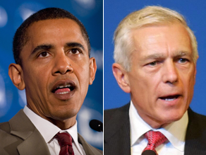 Obama rejects Clark's comments, his campaign said.