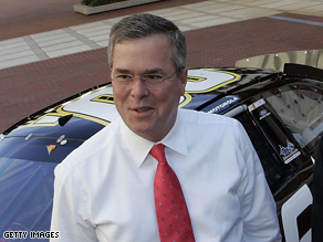Jeb Bush is meeting up with McCain Thursday.