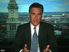 Romney remained tight-lipped on Bush's role at the convention.