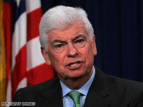 Sen. Chris Dodd said it's 'not accurate' to say Fannie Mae and Freddie Mac are in trouble.