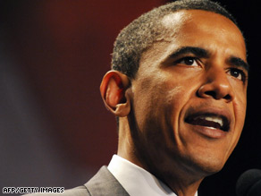 Barack Obama says he does not worry about coming off as too preachy in his speeches.