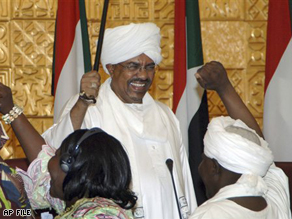 The International Criminal Court filed genocide charges against the Sudanese President Omar al-Bashir, Monday.