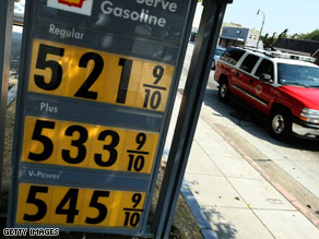 Regular unleaded gasoline remains at its record high price of $4.12 a gallon, according to AAA.