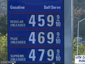 Gas prices are on the rise.