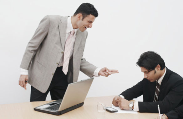 Examples of Unethical Managers