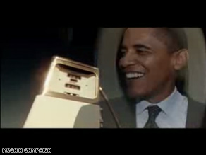 New McCain ad hits Obama on energy policy.