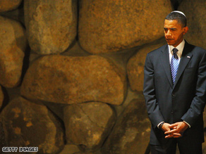 Obama again laid out his policy on Jerusalem Wednesday.