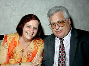 Mark Schwartz and Christina Petrowski-Schwartz
