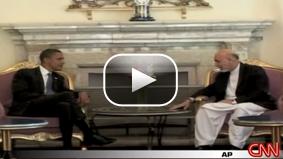 Watch Reza Sayah's report on Senator Barack Obama's trip to Afghanistan