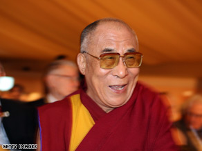 Sen. John McCain is expected to meet with the Dalai Lama Friday.