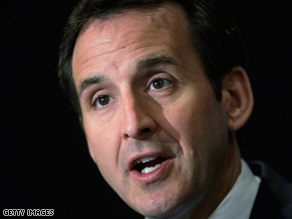 Minnesota Gov. Tim Pawlenty has 19 months left in his second term.