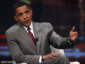 Sen. Barack Obama says he is not sure what the political effect of his trip will be.