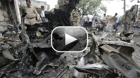 India suffers a second day of deadly blasts... this time, there was a warning. CNN's Sara Sidner reports.