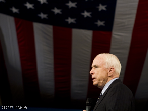 McCain has narrowed Obama's lead in three key states.