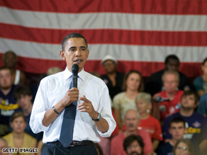 Obama has a new ad pushing for a windfall profits tax on big oil.