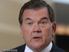 Tom Ridge will be hitting the campaign trail with John McCain this week.