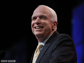 New Jersey Mayor Richard Gerbounka will endorse McCain Monday.