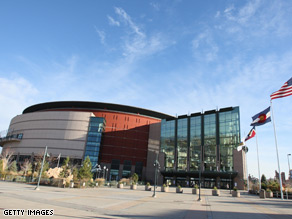 The Democratic Convention will be held at the Pepsi Center in Denver, Colorado.