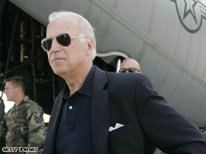 Speculation is building Biden will be named Obama&#039;s running mate.