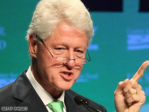Bill Clinton will reportedly not attend the convention Thursday night.