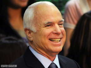  McCain is reportedly on the verge of announcing his VP pick.