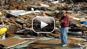A look back, as Anderson Cooper takes us to Waveland, Mississippi, 30 days after it was devastated by Hurricane Katrina
