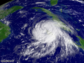 Hurricane Gustav is forcing the GOP to consider major convention changes.