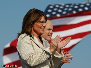 A.B. Culvahouse said Palin would have &#039;made a great vice president.&#039;