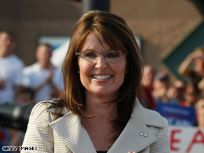 Sarah Palin will receive an award from the Republican National Coalition for Life.