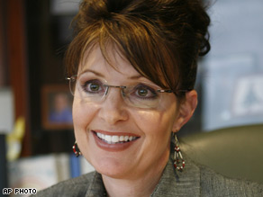 Sarah Palin is set to speak at the RNC tonight at 10 p.m.