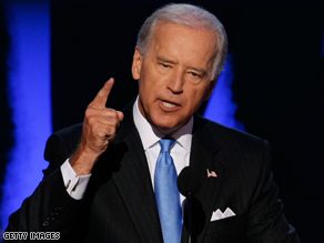 Biden said he would debate Palin with respect.
